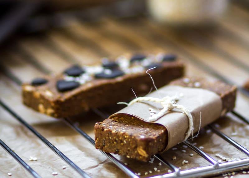 Beitragsbild Superfood Proteinriegel Amaranth