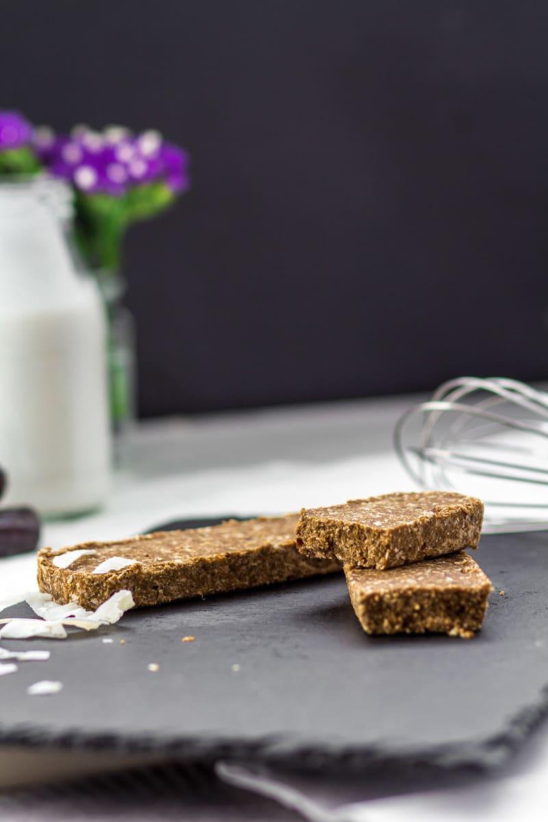 Vegan Süßigkeitenersatz Kokos Karamel Zubereitung