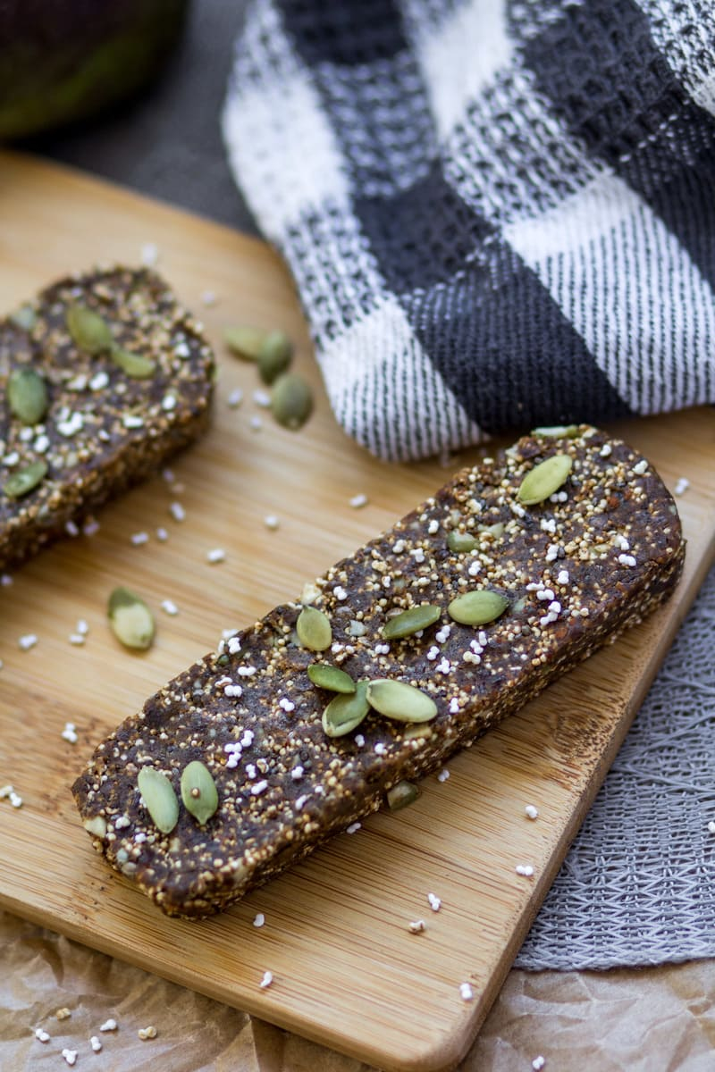 Superfood Feige Schoko Proteinriegel Makronährstoffe