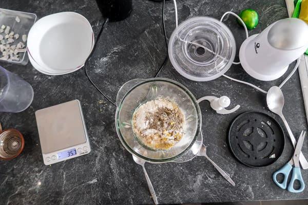 veganes proteinriegel rezept