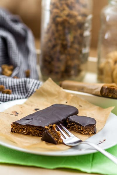 Süßigkeitenersatz Popcorn Maulbeere Erdnuss Makronährstoffe