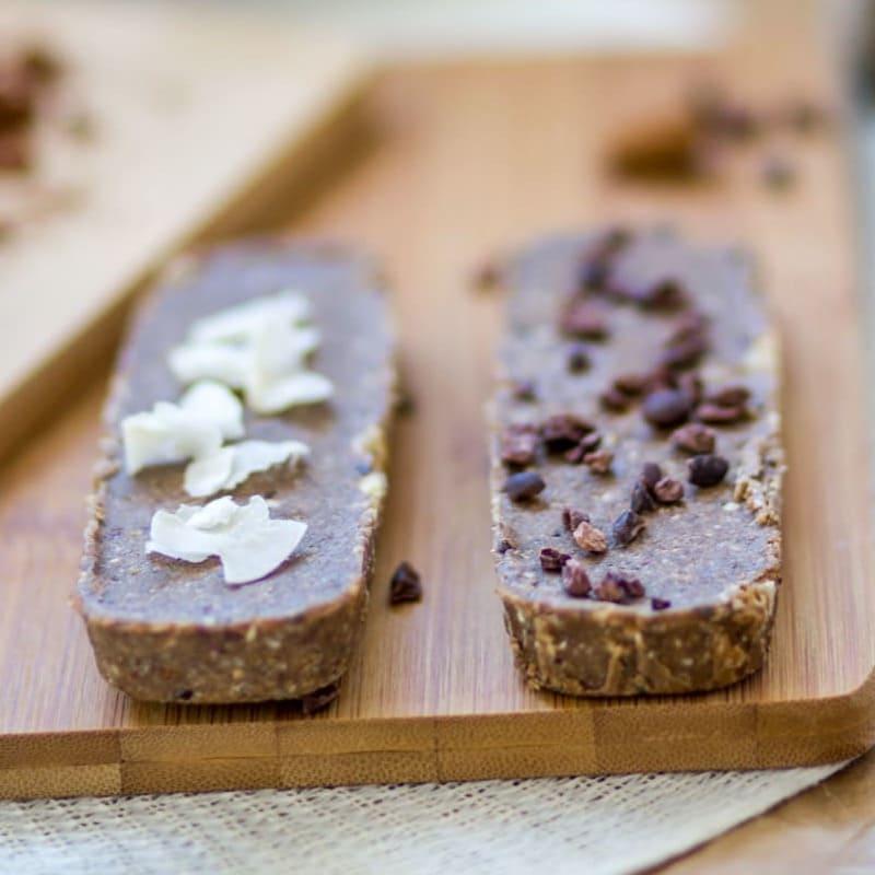Vegan Low Carb Schoko Kokos Zubereitung