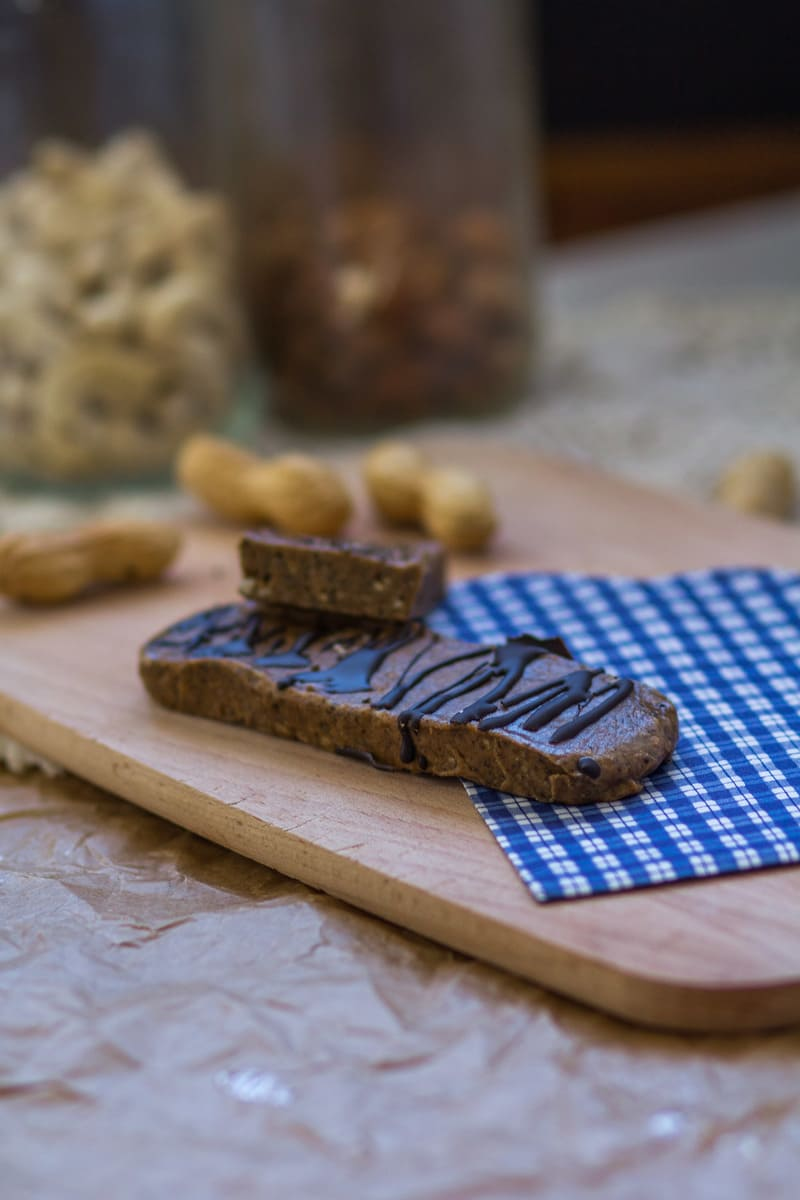 Vegan Low Carb Mandel Kirmes Zubereitung