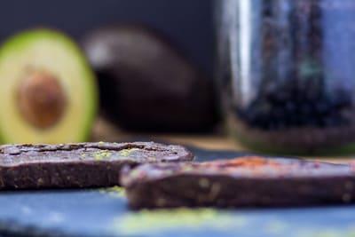 Superfood Avocado Schoko Proteinriegel Kosten
