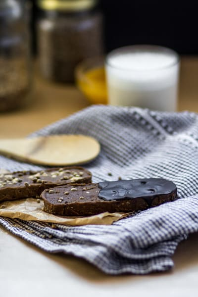 Paleo Maca Toffee Proteinriegel Kosten