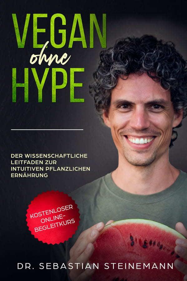 vegan ohne hype cover