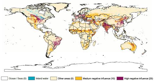Ackerfläche Tierhaltung Bodenverdichtung