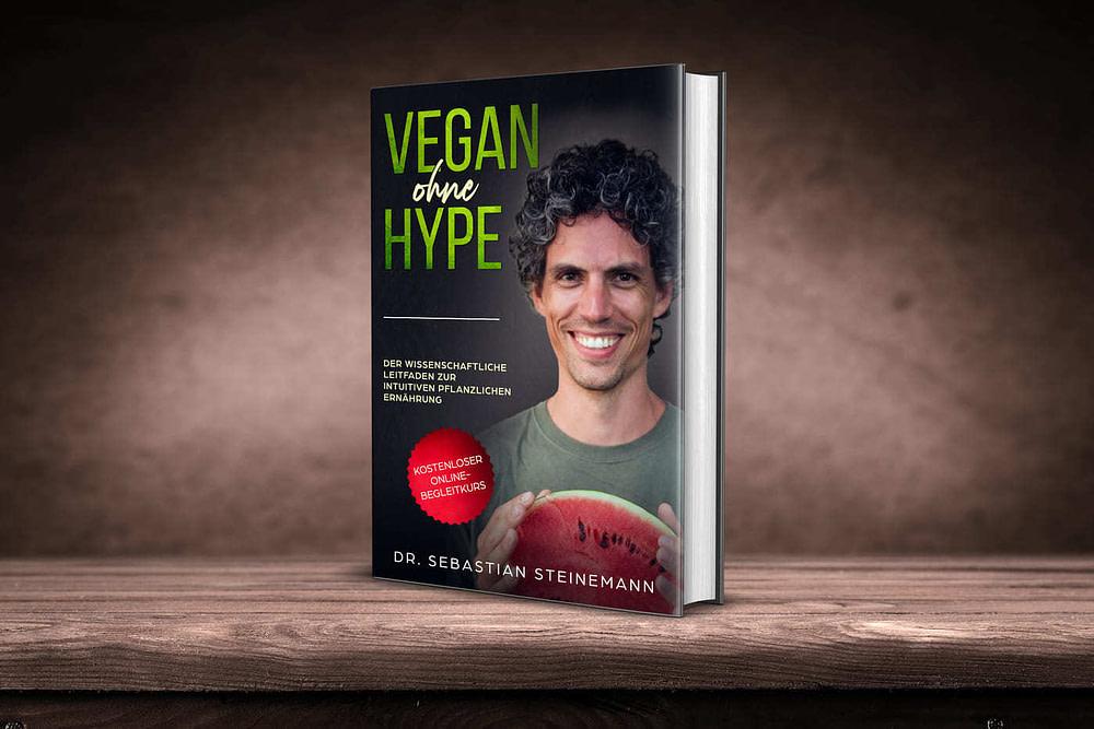 vegan ohne hype buch