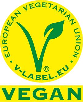 vegan zeichen